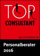 Top Consulant - Personalberater 2016