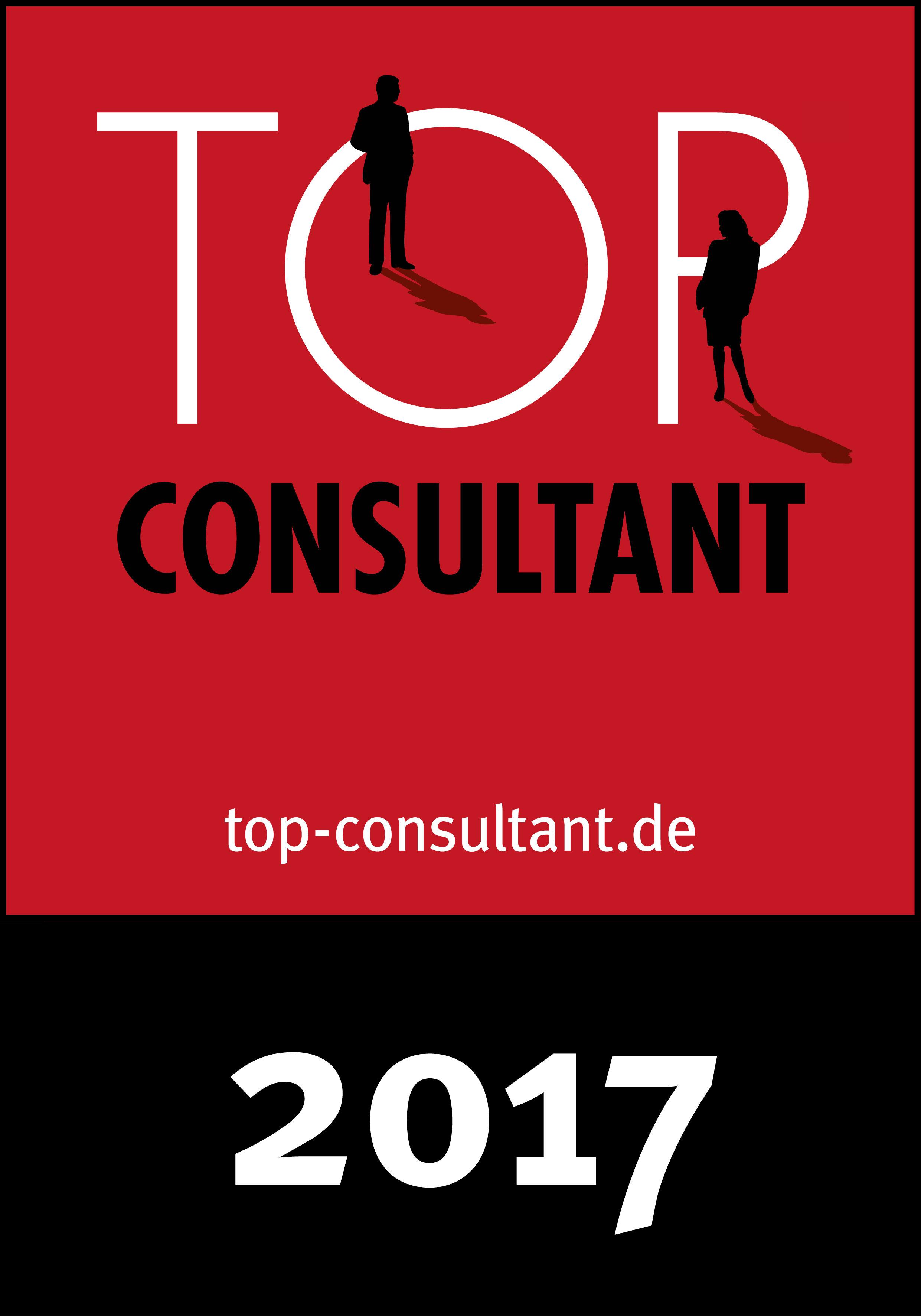 Top Consulant - Personalberater 2017