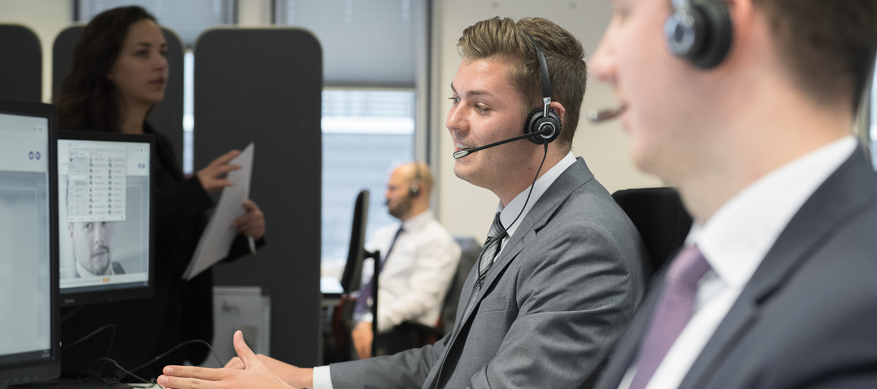 Sie sind auf der Suche nach einem neuen Job? Wir helfen Ihnen: PERM4 | Personalvermittlung für Kandidaten.
